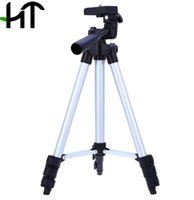 Wholesale WEIFENG WT A Sections Portable Universal Lightweight Standing Tripod for Fuji Canon Sony Nikon Camera With Bag