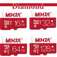 Wholesale MIXZA Diamond memory card GB GB GB micro sd card micro sd class flash card gb