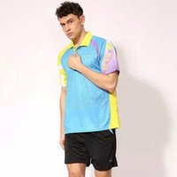 badminton service - new summer factory direct provide badminton suit man badminton training service competition clothes