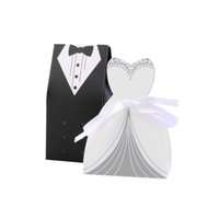 arrival favour boxes - New Arrival bride and groom box wedding boxes favour boxes wedding favors pairs