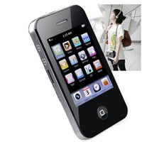 i9 - Fashion Black Sports Voice Recorder No New gb Touch Screen I9 g Style Mp3 Mp4 Mp5 Player Camera Game