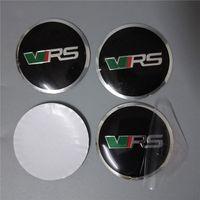 Wholesale 56 mm Car Decals for Skoda All Cars Set Self Adhesive Aluminum Emblem Badge Sticker
