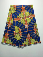 african print clothing - 6 yard MA Very beautiful super hollandais wax african clothing cotton holland printed fabric