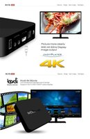 Wholesale NEW Mxq K set top box RK3229 HD TV box mxq k HD player network set top box IPTV Kodi15 Android TVbox Kitkat WIFI Airplay Miracast