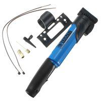 Precio de Bomba de bicicleta compacta-Al por mayor-ciclo de la bicicleta de la bici de la bomba compacta Presta Schrader válvulas del neumático del neumático del tubo