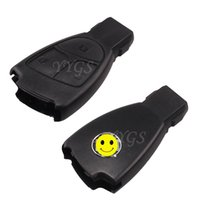 Wholesale Rreplacements Buttons Remote Key Shell Fob Case Cover For Benz C E ML S CLK CL B BT With Logo