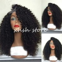 Deep Wave affordable full lace wigs - Wave Hair Virgin Water Wave Human Hair Affordable Full Lace Wig LaceFront Human Hair Wigs Perruque Cheveux Humain