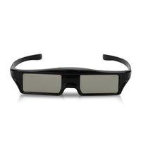 KX60 universal 3D vidrios activos del obturador gafas 3D Bluetooth para Sony / Panasonic / sostenido / Toshiba / Mitsubishi / TV Samsung 3D