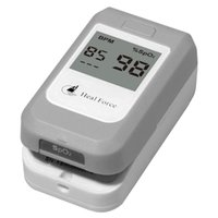 Wholesale Heal Force PC B Fingertip Pulse Oximeter LED Direction Display Oxygen SpO2 PR Monitoring Meter