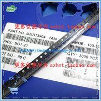 Wholesale SMD N3904 MMBT3904LT1FHS3904 ME marking AM SOT23 seal plate
