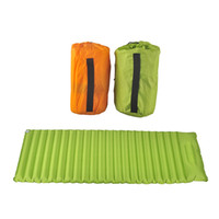 air cusion - NH Innovative Soft Sleeping Pad Fast Filling Air Bag Super Light Inflatable Portable Mattress Rescue Life Cusion cm