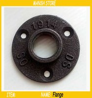 Wholesale 70 mm Classic Cast Iron Flange With Three Bolt Holes