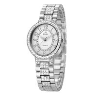 Wholesale China Brand Women Watches - Women Wristwatches Digital China Brand Luxury Jewelry Gold Watches Quartz Business & Party Fashion Stainless Steel Watch For Belbi