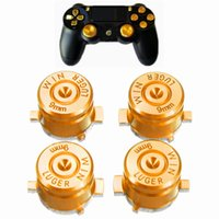 best price playstation - Newest Best Price Best Selling Universal Metal Bullet Buttons For PlayStation For PS4 Gamepad Controller Accessories