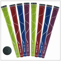 Wholesale Top Quality Golf clubs U size Vyne grips New golf grips colors mix golf driver irons Grips Free Sale