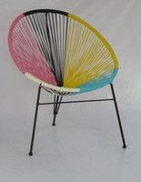 Wholesale Patio Sunbathing Outdoor Acapulco Chair Fashion Garden Acapulco Chair