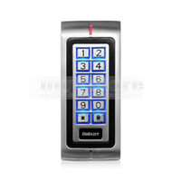 Wholesale New Metal Case RFID Reader Access Controller For House Office Safety Use