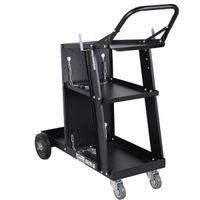 Wholesale Welder Welding Cart Plasma Cutter Universal Storage for Tanks New