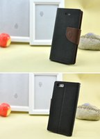 apple bump - MERCURY samsung s7 edge A7 Mercury bump color card flip can be customized fashion mobile phone holster iPhone6 phone protection holster