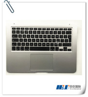 apple keyboard assembly - C assembly for MBA Air quot A1466 top case and touchpad and UK keyboard