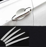 Wholesale High Quality Stainless steel trim DOOR HANDLE COVER for BMW SERIES F30 SERIES X1 X3 X4 X5 X6