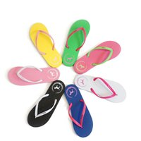 angle shoes - 2016 New Summer Flip flops Women Flat Shoes Fashion Antiskid Beach Flat Angle With Couples Candy Color Cool Slippers P4