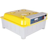 Wholesale New design good quality original automatic mini Electrical thermostat egg incubator JANOEL8 eggs hatcher poultry brooder with CE