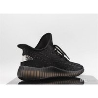 Wholesale NEW Top Quality Kanye west Boot SPLY season Running Shoes Breathable Gym Casual Sneakers