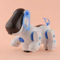 best robot dog - intelligent electronic walking dogs The best Gift Robot Pet Dog with LED light and music electronic dogs for kids