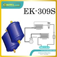 alco machine - EK309 R404a filter driers are installed in slurry ice maker machine replace Alco filter driers