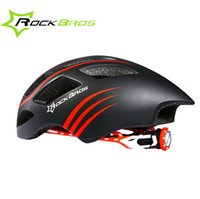 Wholesale ROCKBROS Ultralight Bicycle Helmet Integrally molded Mountain Road Bike Cycling Helmet Capacete Casco Ciclismo G CM