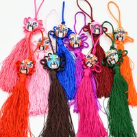 arts box pendant - 10 facebook Chinese knot pendant pendant foreigners gifts characteristic decoration abroad Chinese wind small gift