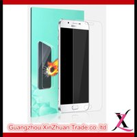 a8000 - 0 mm Screen Protector Tempered Glass Film Anti shatter Anti fingerprint D Curved Edge For Samsung A8 A8000