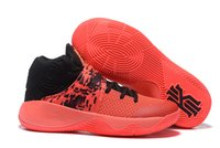 atomic for sale - Cheap Kyrie Inferno Bright Crimson Atomic Orange Mens Basketball Shoes Men New Kyrie Irving Sneakers Women For Sale