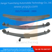 Wholesale China Manufacturer Trailer Part Hino Small Parabolic Conventional Volvo Truck Parts Semi trailer Vehicle Multiple Leaf Spring