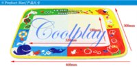 Wholesale CP1367 X30cm Drawing Toys Mat Aquadoodle Drawing Mat amp Magic Pen Water Drawing Replacement Mat free phone
