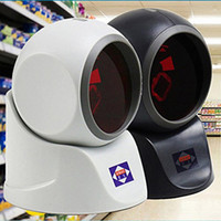 Wholesale Aibao Pt lines POS Orbit Omnidirectional Automatic Laser Barcode Scanner with USB Black Fast Ship From US