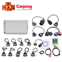 auto tune settings - Auto repair tool CarProg V7 full set adapter programmer car prog ecu chip tuning tool with all softwares