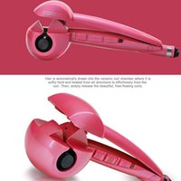 automatic steam iron - Irons Curling Automatic Hair Curler With Steam Spray Care Styling Tools Ceramic Wave Hair Roller Magic Curling Iron