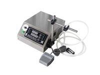 Wholesale Liquid filling machine automatic quantitative filling machine solvent resistant perfume oil beverage filling machine