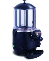 Wholesale Black L commercial hot chocolate dispenser drinking chocolate machine topping dispenser