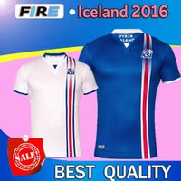 best soccer uniforms - Iceland Soccer Uniforms Jerseys Chandal men s Best Quality Iceland Euro Cup Football jerseys Camisetas De Futbol Shirts