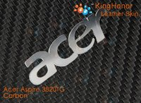 acer carbon - KH Laptop Special Carbon Crocodile Snake Rust Leather Cover Sticker Skin Protector For Acer Aspire TG quot version