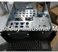 Wholesale 450c u computer case belt industrial keyboard belt lcd calendar server industrial computer case