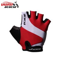 best fitness accessories - gloves best Acacia Half Finger Motorcycle Gloves Fitness Sport Bike Accessories Cycling Bike Moto Breathable Gloves