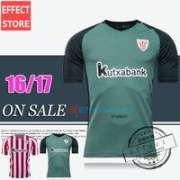 athletic bilbao away jersey - 2016 La liga Athletic Bilbao Home Away Green Soccer jerseys SUSAETA GURPEGUI MUNIAIN ADURIZ Maillot de foot New Football shirts
