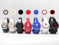 Wholesale Refurbished Wireless beats Studio Headphone Bluetooth Studio Wireless Headphones studio with seal Serial code retail box