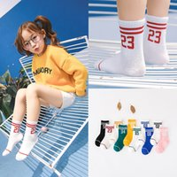 best baby numbers - Kids Baby Boys Girls Number Letter Socks Best Socks Kids Sock Spring Autumn Ankle Socks Baby Boy Girl Cotton Sock Infant Socks