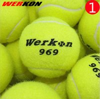 Wholesale Professional competition and training dedicated tennis ball quality imported materials