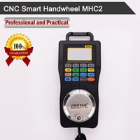 Wholesale New Wireless MPG Pendant Handwheel Mach3 For CNC Mac Mach axis Controller